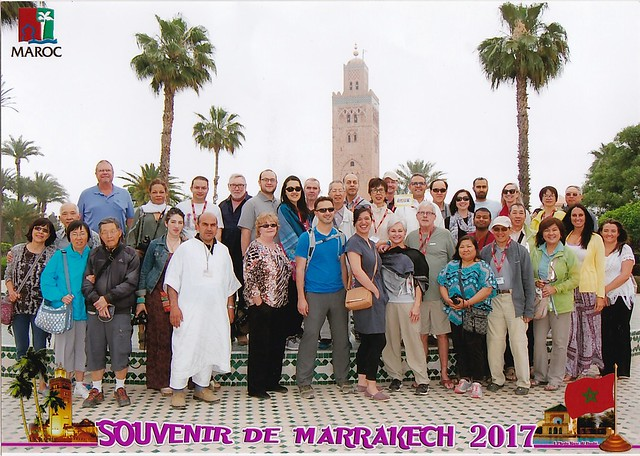 Maroc Group picture 2017
