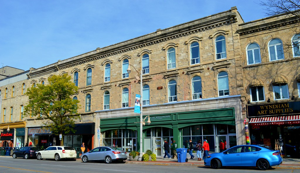 Norfolk Guest House Bed Breakfast Guelph On