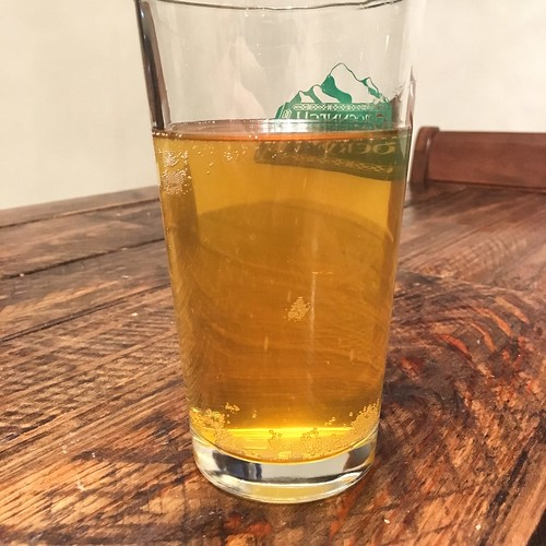 {{ Vermont Code Camp Mead }} first pour