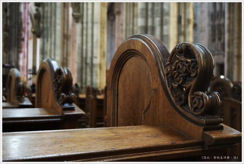 科隆大教堂-70-內部