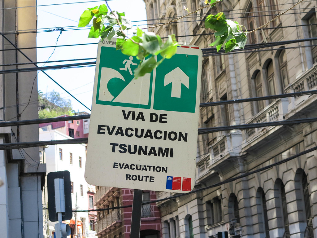 Terremotos en Valparaiso