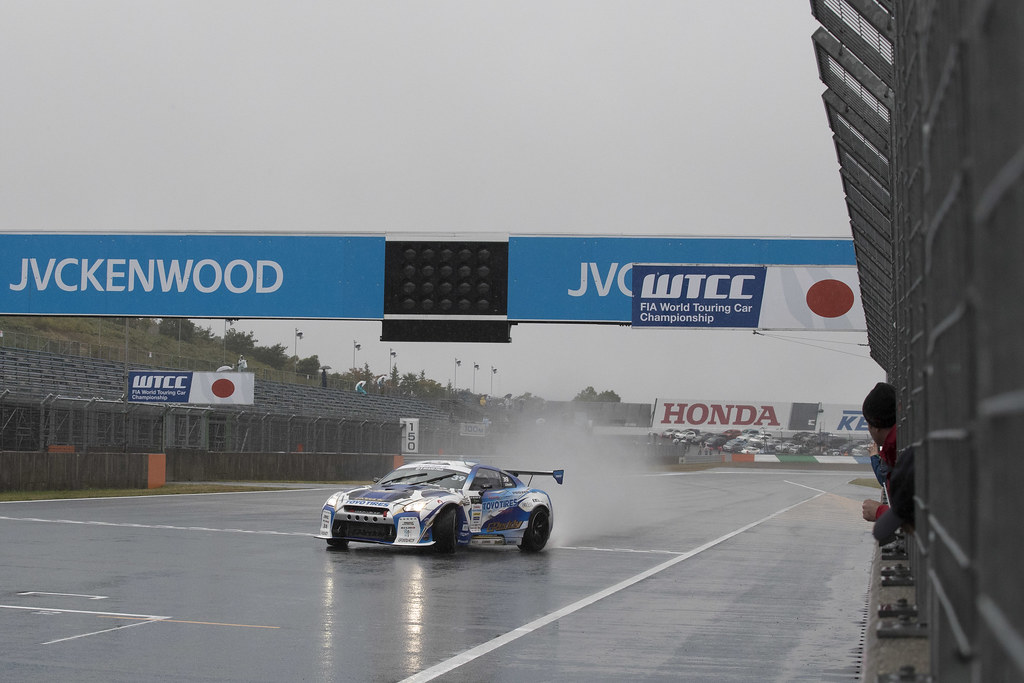 DRIFT ambiance  during the 2017 FIA WTCC World Touring Car Championship race at Motegi from october 27 to 29, Japan - Photo Gregory Lenormand / DPPI