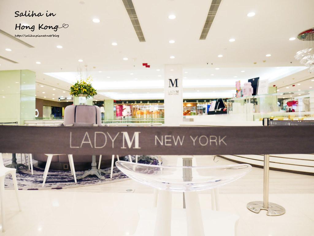 香港lady m分店海港城蛋糕種類推薦 (3)