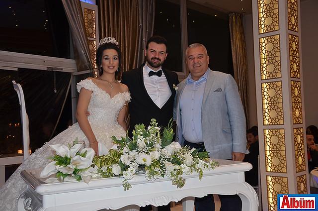 Büşra Elçi, Ali İhsan Babaoğlu, ALTSO Başkanı Mehmet Şahin