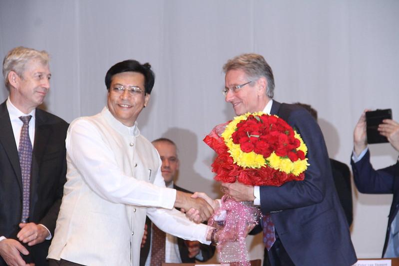 Van Hall Larenstrein - Centre of Excellence India