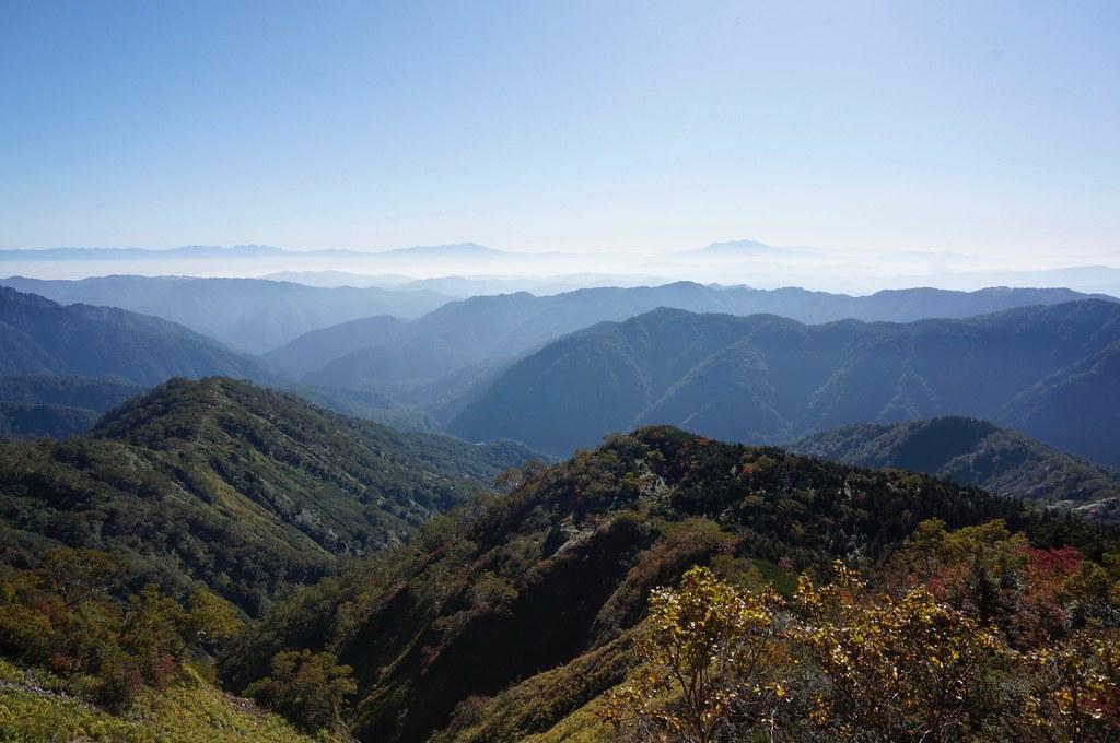 "HAKUSAN Mountain-climbing path ""TENBOUHODOU"""