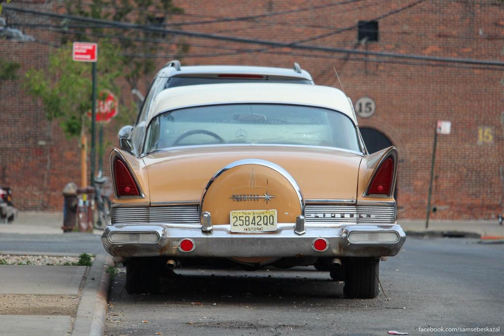 Старые автомобили на улицах Нью-Йорка - 29 samsebeskazal-8684.jpg