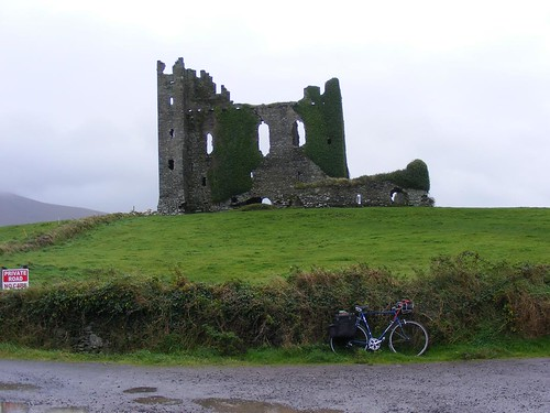 Ballycarbery Castle, Cahirciveen, Co. Kerry