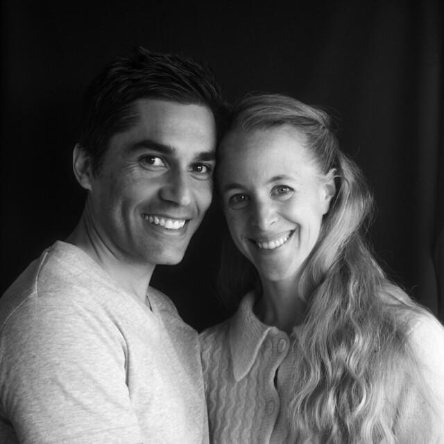 Mauricio Pezo and Sofia von Ellrichshausen © Ana Crovetto