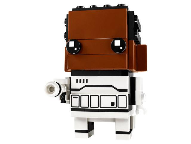 LEGO 41485、41486 BrickHeadz 系列 星際大戰【芬恩&法斯瑪隊長】Finn and Captain Phasma