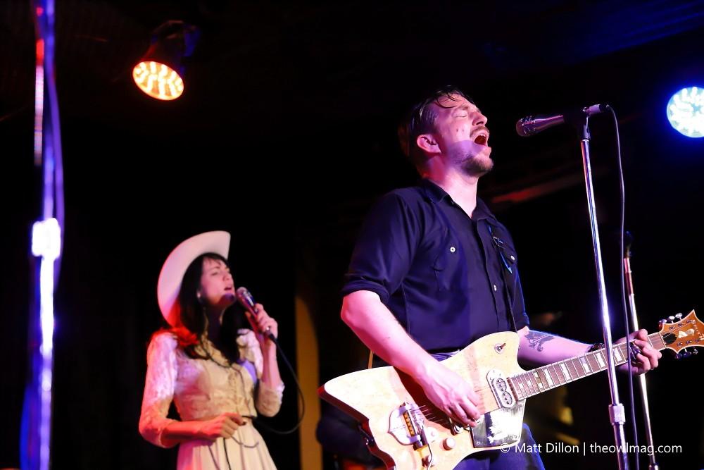 JD McPhearson @ Harlows, Sacramento 10/9/17