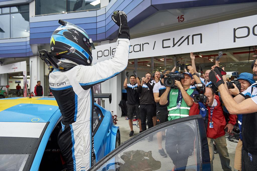 during the 2017 FIA WTCC World Touring Car Championship at Shanghai, China, September 13 to 15 - Photo David Noels / DPPI Nestor Girolami, Volvo S60