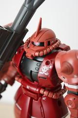[HGGTO] MS-06S Char's ZAKU II