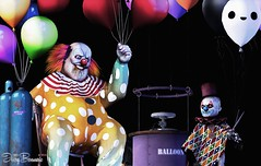 Coulrophobia - 10/2017
