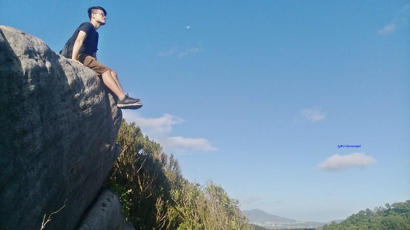 TAIPEI-bush walking-台北郊山健行-內湖金面山剪刀石-17度C隨拍 (24)