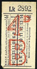 ticket - khct B 4d