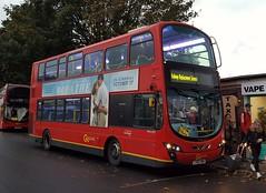 Go-Ahead London WVL359 (LX60 DWK) Lewes 21/10/17