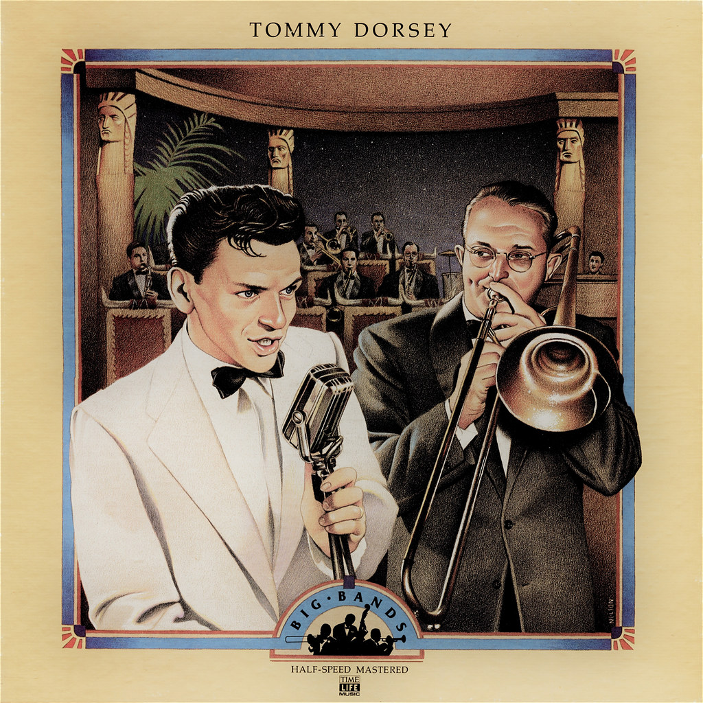 Tommy Dorsey ‎– Big Bands
