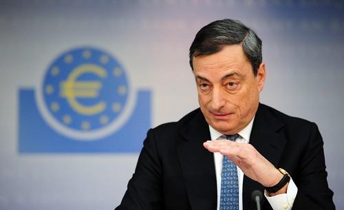 QE, Draghi allenta il bazooka.