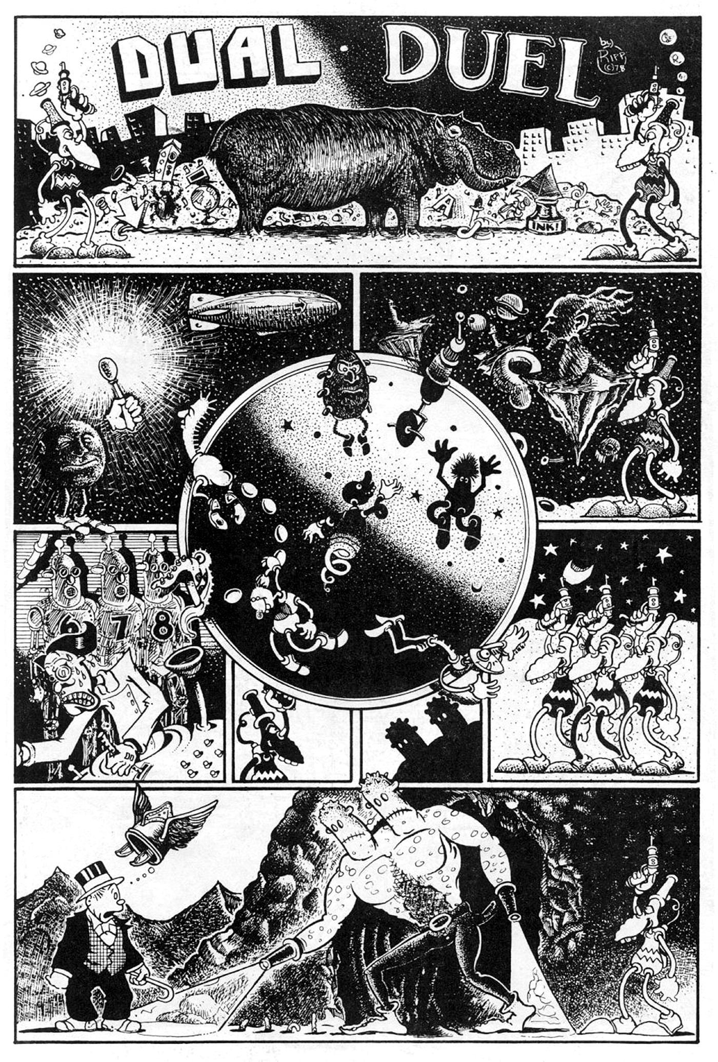 Mondo Snarfo - Страница 26