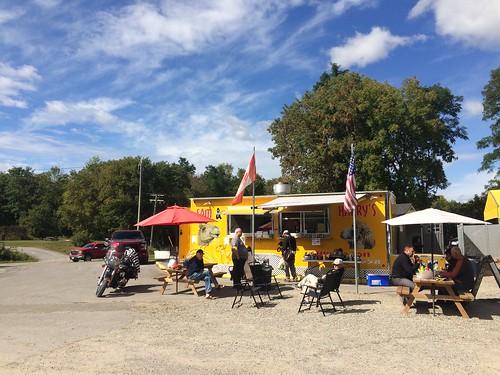 Brockville chip stand