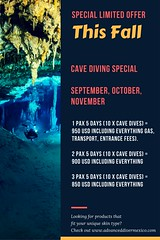 Cave Diving Special