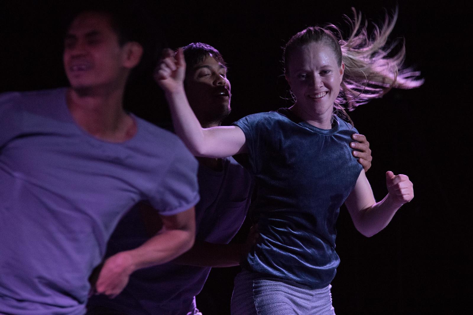 Panta Rei Danseteater 'Make Me Dance'