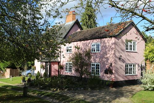 Wattisfield, Suffolk