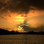 Preston Docks Sunset - 3