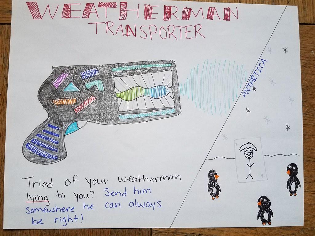 Weatherman Transporter