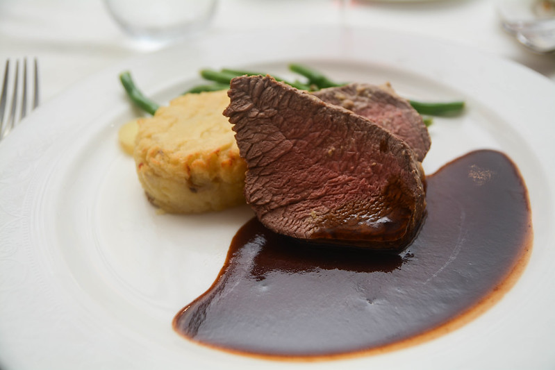 Chateaubriand-Roasted Filet Steak