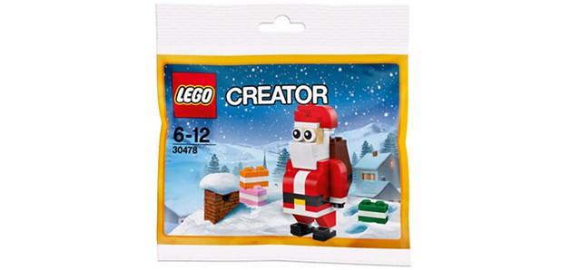 30478 Jolly Santa 1