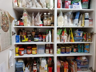 My cupboard
