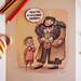 Harry + Hagrid