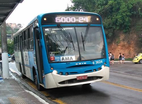 MobiBrasil Transporte São Paulo Ltda. 6 3624