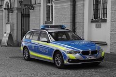 Polizei München FuStW BMW  3