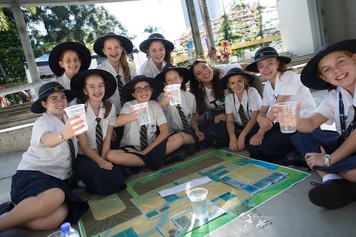 Green Heart Schools Future BNE Challenge 2017 - World Science Festival Brisbane