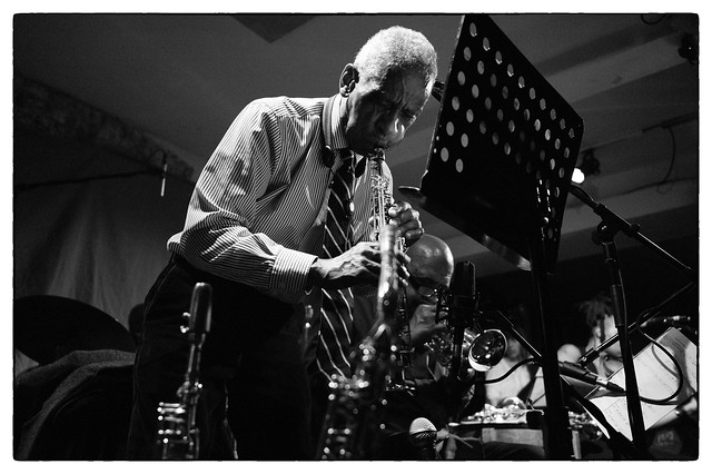 Art Ensemble Of Chicago @ Cafe Oto, London, 17th October 2017