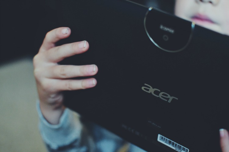 Acer tablet ao