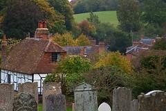 Westerham Churchyard View
