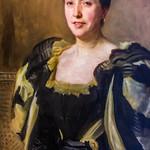 Portrait of Mrs. Colin Hunter