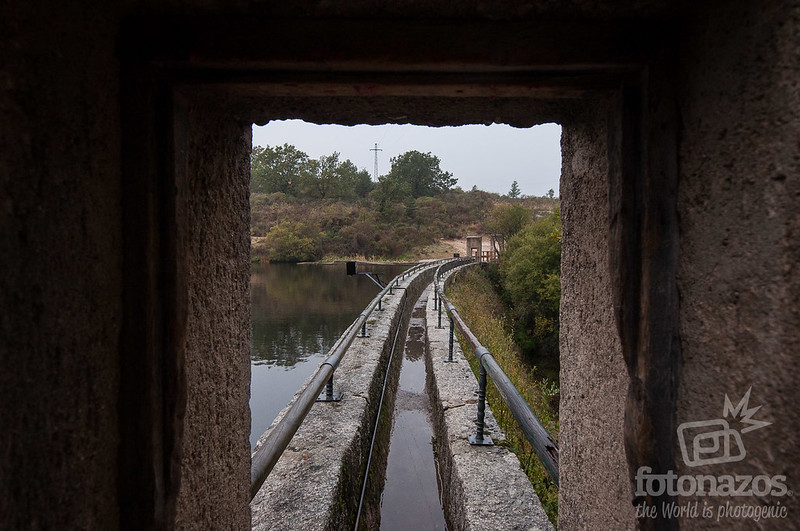Puente de los canales, Valsaín