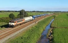 Railexperts 9901 + NSR 2701+2301 @ Zalk