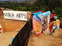 Arts Umuganda - September 2014