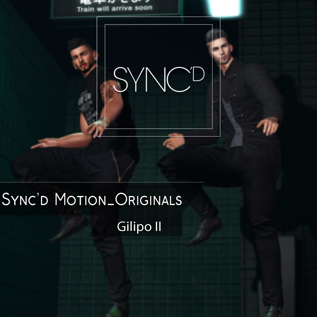 Sync'd Motion__Originals - Gilipo II Pack