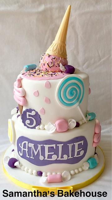 Cake by Samantha's Bakehouse