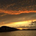 Preston Docks Sunset - 2