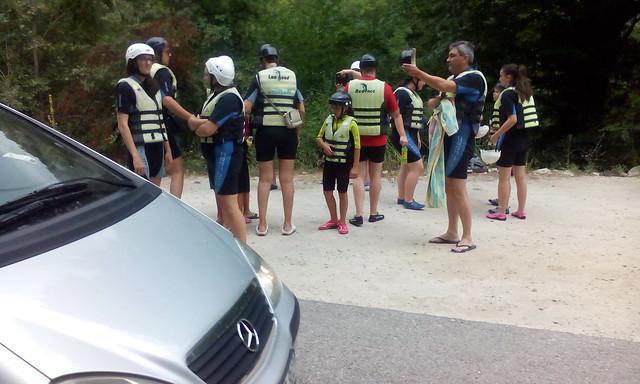 New rafting experience on Neretva river