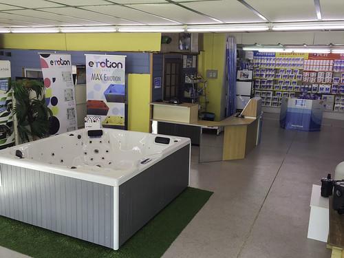 Showroom - Hydro Sud Belfort