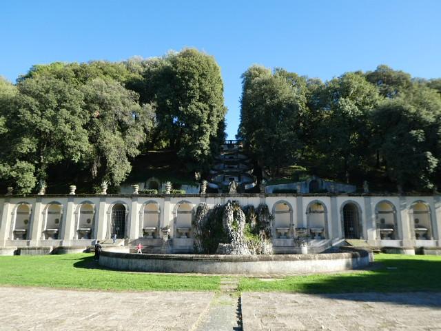 Villa Torlonia Public Park, Frascati